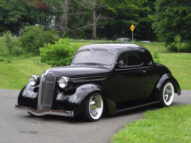 Plymouth Business Coupe on 1937 Ford Vin Number Location