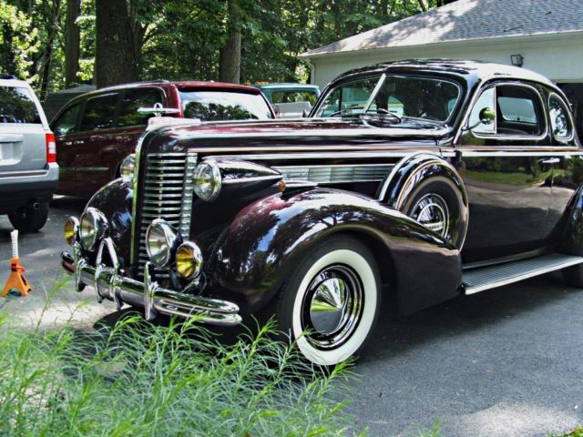 1938 BUICK 350 V8- POWER STEERING+BRAKES-A/C CLASSIC ANTIQUE