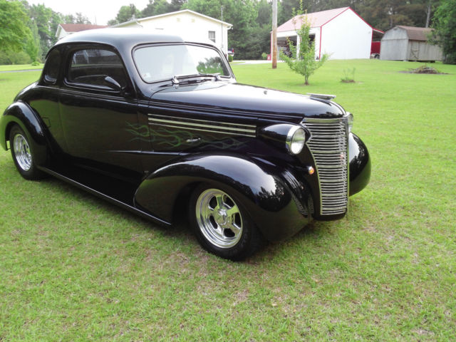 """1938 Chevy Coupe For Sale >> 1938 Chevy Coupe All Steel Street Rod 350CI, 400 Turbo Trans, Ford 9"""""""