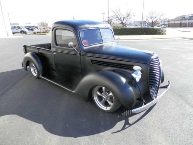 1938 Ford Custom Classic Street Rod Hot Rod Show Truck Pro