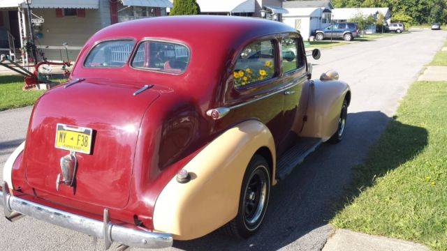 1938 oldsmobile f 38 two door sedan for 1938 oldsmobile 2 door sedan