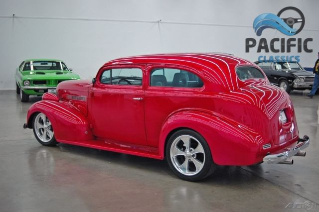 1939 chevrolet master deluxe 2 door sedan 454 200r ac for 1939 chevy 2 door sedan