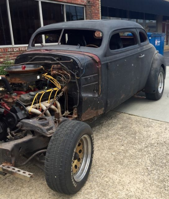 1939 Chevy Coupe Rat Rod Hot Rod Custom Project Car