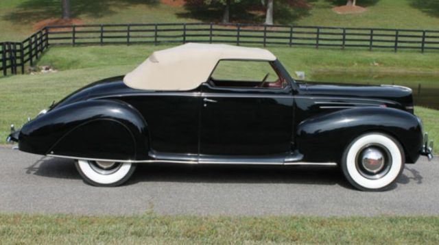 1939 lincoln zephyr convertible coupe 32 36 1937 1938 1940 1941 mercury ford
