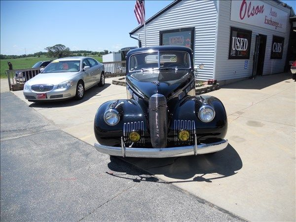 Cadillac Lasalle Classic Touring Sedan on 1940 Lasalle V8 Engine
