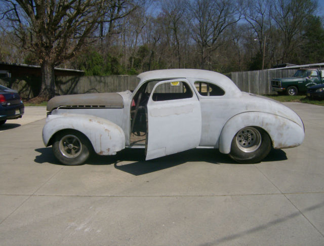 1940 Chevy Business Coupe Street Rod