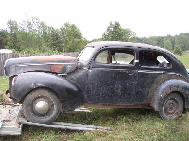 1940 ford 2 door sedan standard v8 original paint for 1940 ford 4 door sedan