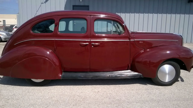 1940 ford deluxe automatic 4 door sedan for 1940 ford 4 door sedan