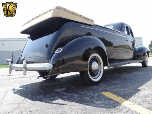 Ford Motor Company 1940 Coupe Autos Post