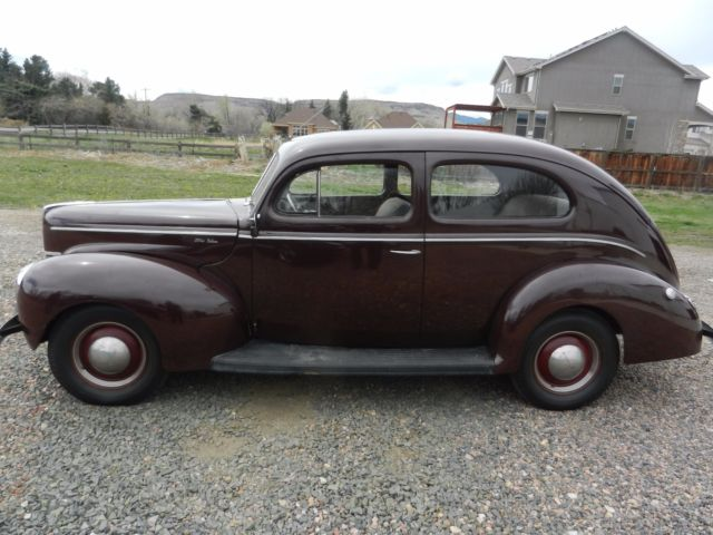 1940 ford vin number location 1940 ford instrument panel