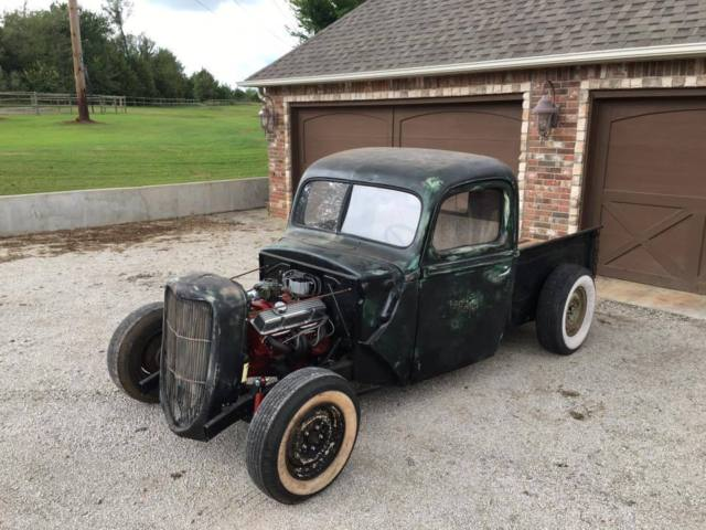 1940 Ford Pickup Rat Rod Hot Rod Custom