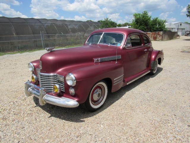 1941 cadillac series 61 fastback dallas tx for 1949 cadillac fastback series 61 2 door