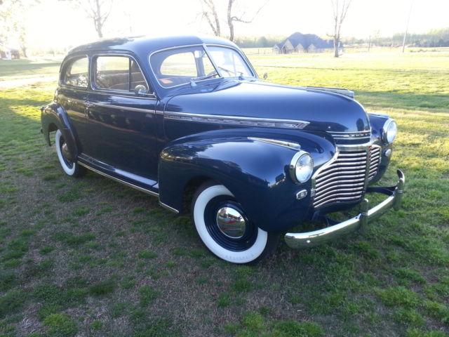 1941 chevrolet special deluxe 2 door sedan