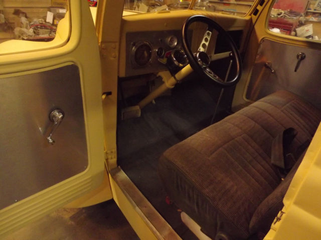 1941 dodge gasser pickup hot rod driver traditional rat. Black Bedroom Furniture Sets. Home Design Ideas