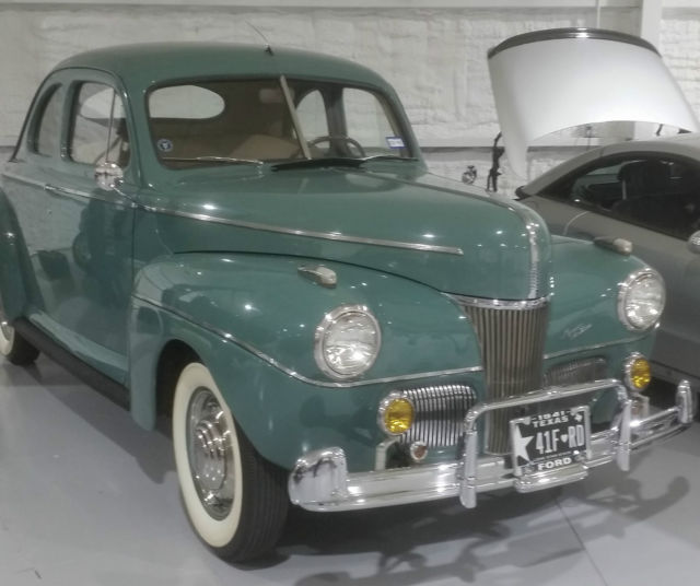 1941 ford super deluxe coupe. Black Bedroom Furniture Sets. Home Design Ideas