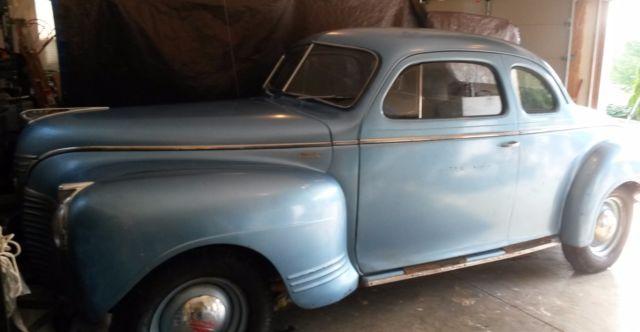 1941 plymouth special deluxe 2 door coupe original car for 1941 plymouth deluxe 4 door
