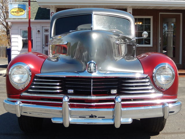 1946 46 hudson model 58 super 6 3 speed manual 2 door pickup truck