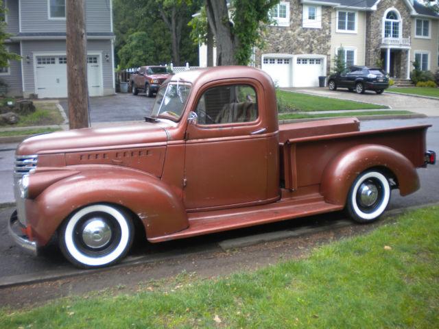 1946 chevy pickup. Black Bedroom Furniture Sets. Home Design Ideas