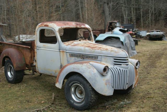 1946 chevy truck ratrod hotrod streetrod low rider restore project. Black Bedroom Furniture Sets. Home Design Ideas