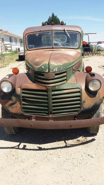 1946 General Motors Truck Rare Clean Title Original