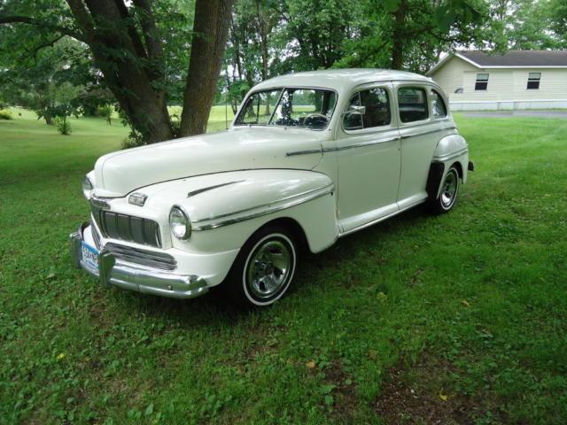 1946 mercury 4 door rebuilt flathead older restore very for 1946 mercury 4 door sedan