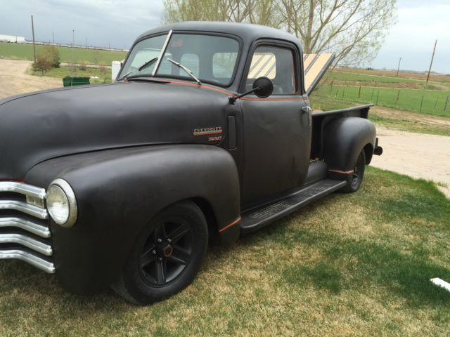 1947 chevy 5 window hot rod pickup truck modern daily for 1947 chevy 5 window pickup