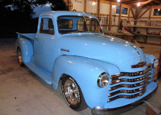 1947 Chevy Truck S10 Frame V8 Auto Ac 5 Window