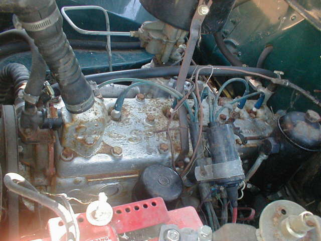 Everett Used Cars >> 1947 Chrysler Windsor 4DR flat head engine 6-cyl with ...