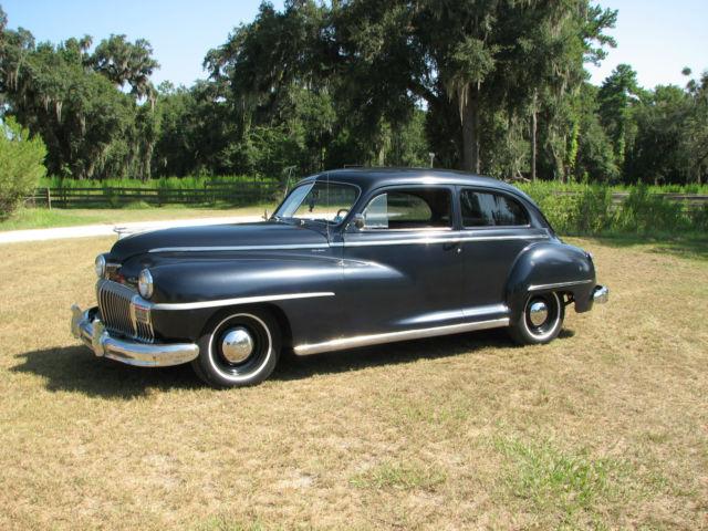 1947 Desoto Deluxe Club Coupe