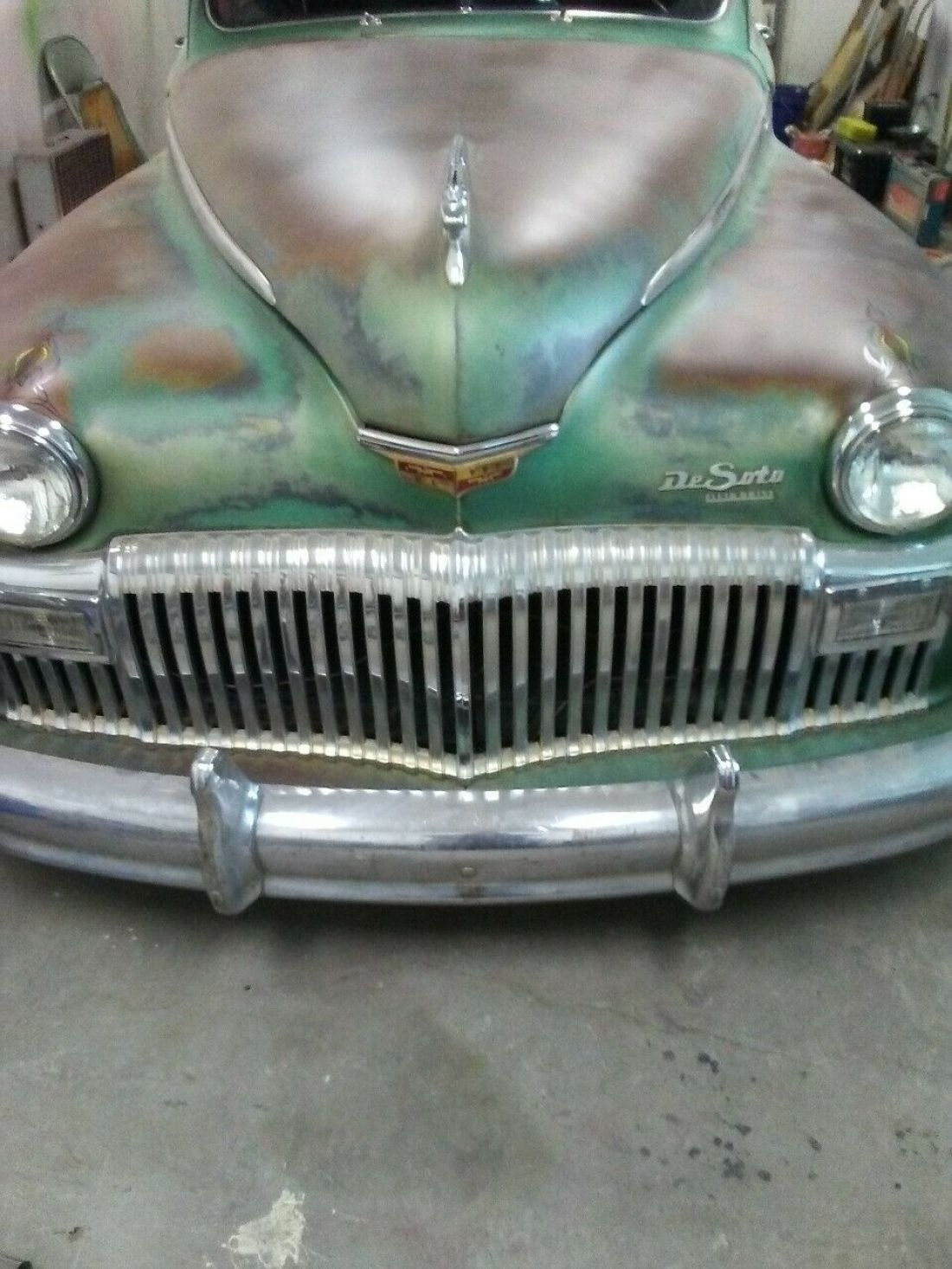 1947 Desoto Rat Rod S