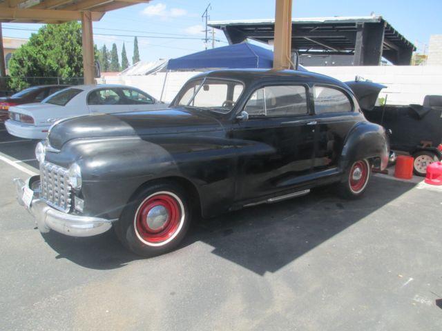 1947 dodge d