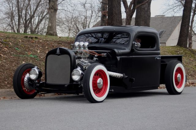 Progressive Dodge >> 1947 Dodge Hot Rod pickup traditional hot rod rat rod ...