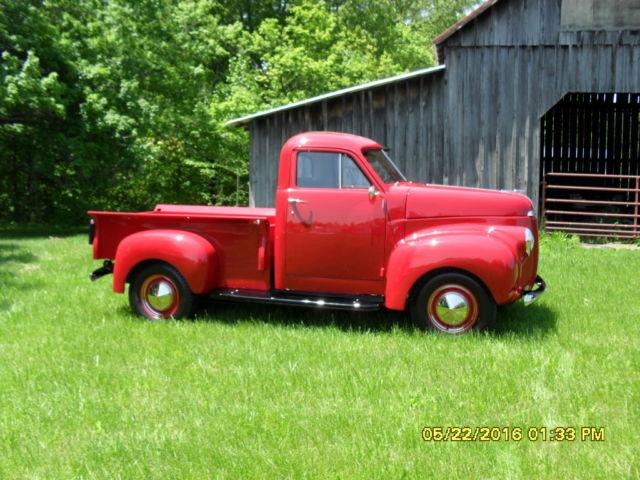 Studebaker Truck Fenders : Studebaker truck