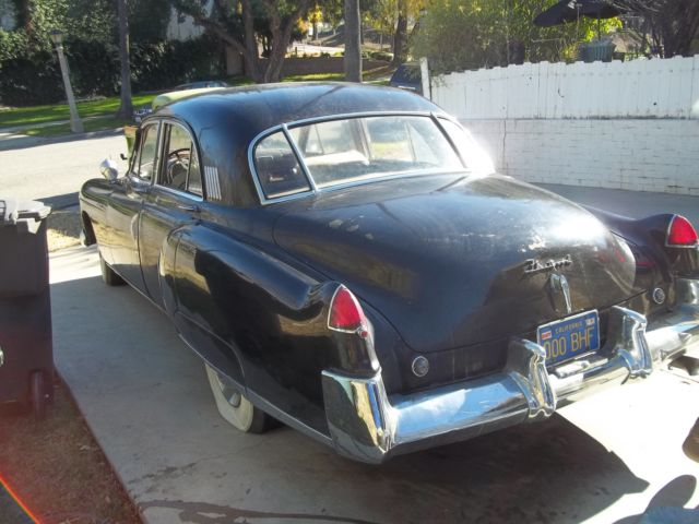 1948 Cadillac Fleetwood 60 Special 4 Door Sedan