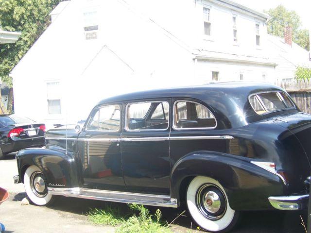 1948 Cadillac Fleetwood Formal Sedan