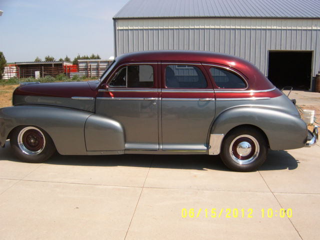 1948 Chevrolet Fleetmaster 4 Door Sedan