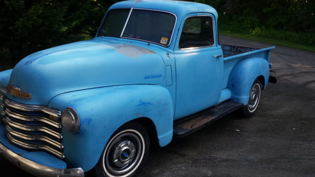 1948 chevy 3100 5 window truck for 1948 5 window chevy truck sale