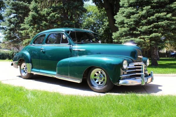 1948 chevy fleetmaster 2 door coupe classic hot rod 2 for 1948 chevy 2 door