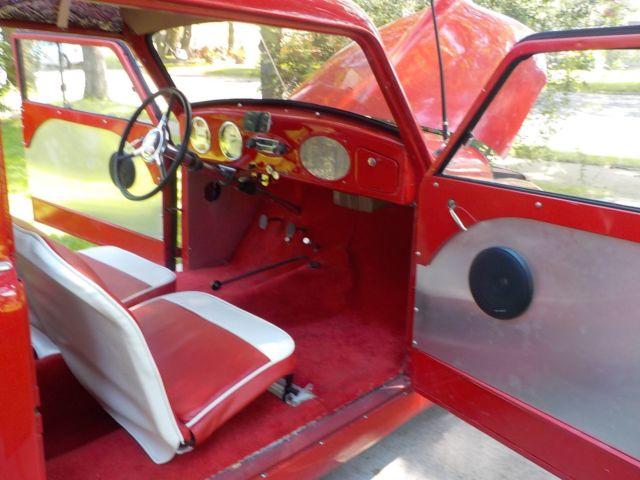 1948 crosley wagon mini woody