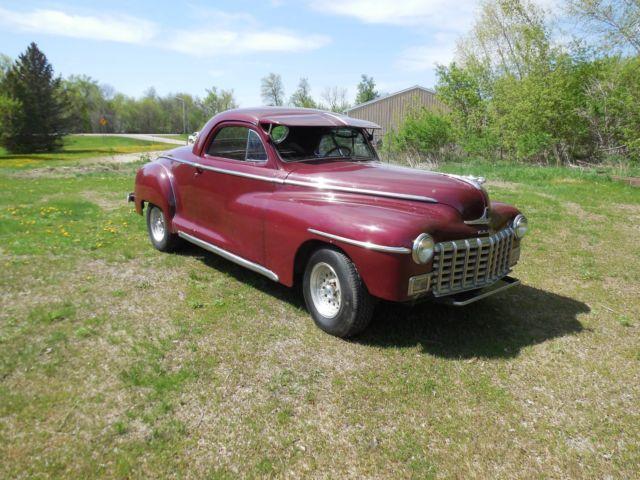1948 dodge 3 window coupe for 1948 dodge 2 door sedan
