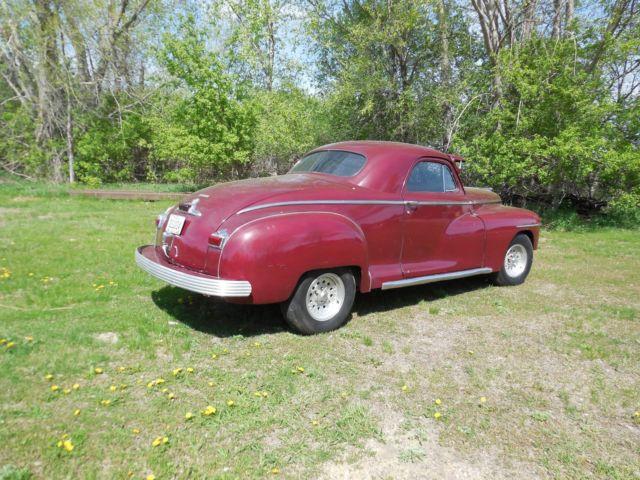 1948 dodge 3 window coupe for 1941 dodge 5 window coupe