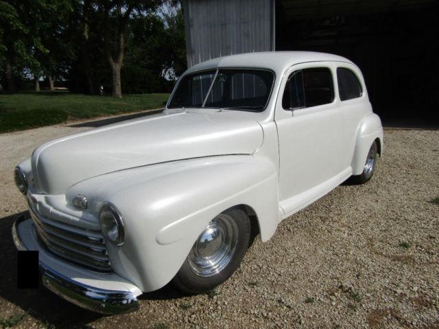 1948 ford 2 door sedan 383ci v8 stroker turbo 350 automatic 9 for 1948 ford 2 door sedan