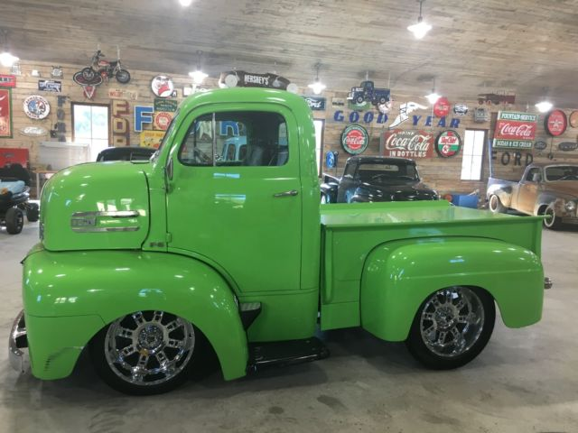 1948 Ford Coe Custom Pickup Truck Cabover