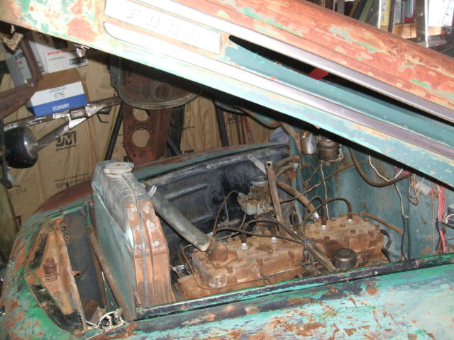 1948 Ford F1 Truck 1/2 Ton, Short Bed Flathead great ...