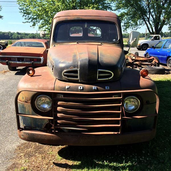 1948 Ford Panel Truck 1947 1949 1950 1951 1952 1953