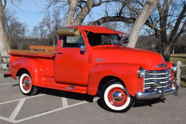 1949 Chevy 3100 SHOW READY RESTORED Pick Up Vintage Accessories Trades Welcome