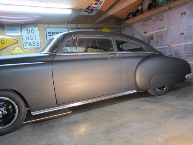 1949 Chevy Fleetline / RAT ROD / HOT ROD / LEAD SLED