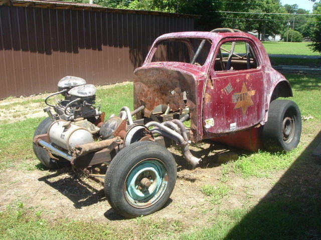 Old Project Cars For Sale In Arkansas