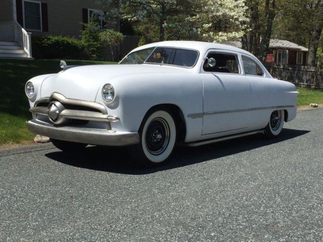 1949 Ford Custom Shoebox