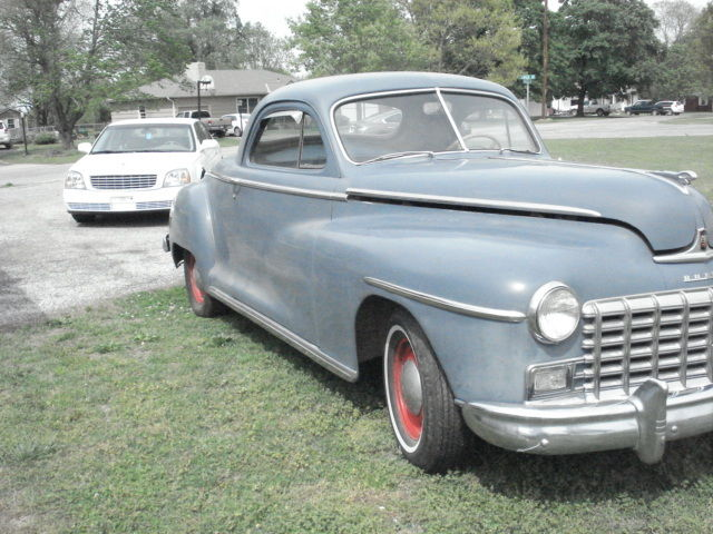 1949 original dodge business coupe 2 door nice car local
